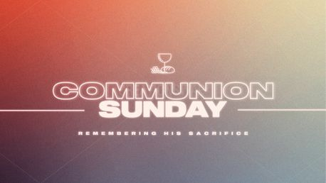 Communion Sunday Slide Pack (99518)