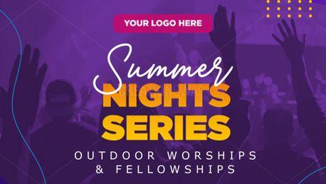 Summer Night Series (99525)