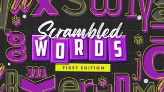 Scrambled Words Game