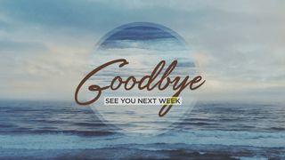 Ocean Goodbye Slide