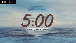 Ocean 5 Minute Countdown