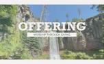 Vintage Waterfall Offering (99599)