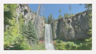 Vintage Waterfall Loop