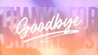 Passion Fruit : Goodbye