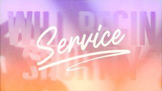 Passion Fruit : Service