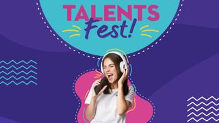 Talents Fest Slide