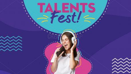 Talents Fest Slide (99689)