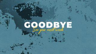 Blue Goodbye Slide