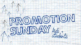 Promotion Sunday Slide Pack