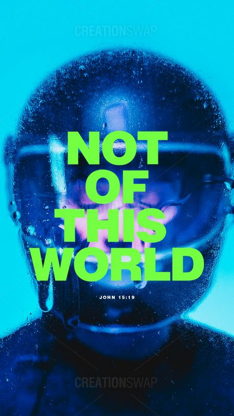 Not of this world (99734)