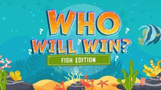 Who Will Win - THIRD FINISH