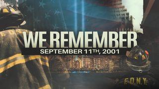 We Remember (9/11/2001)
