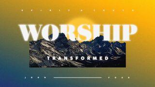 Worship Series Slide Pack